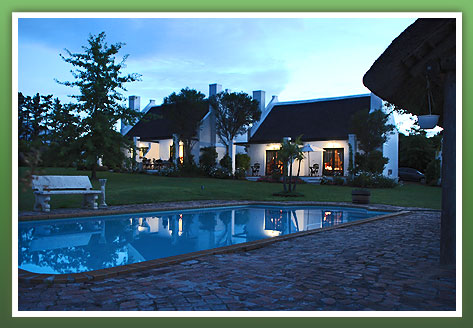 Bellevue Stellenbosch Accommodation